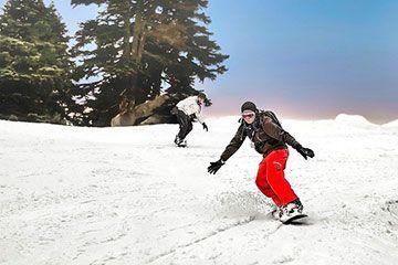 Snowboard Euskadi País Vasco